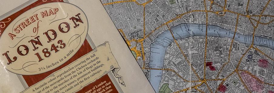 London map-small